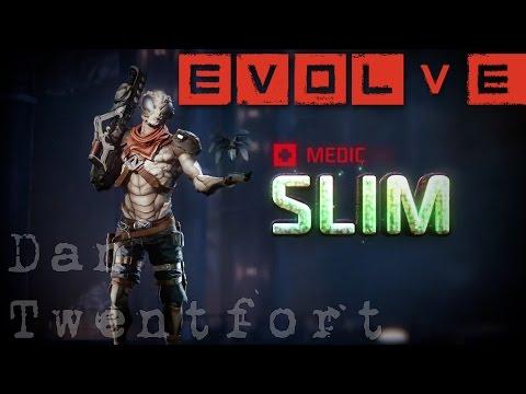Краткая биография медика Слима (Slim) ● Evolve