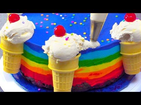 Most Amazing ICE CREAM CAKES & Dessert Recipes Compilation