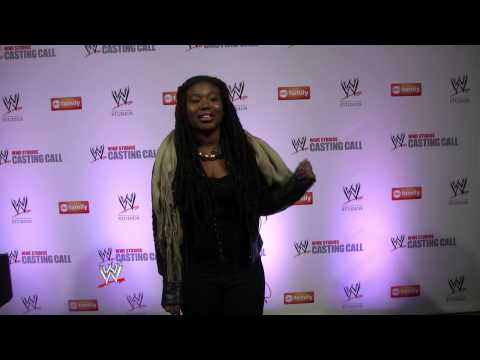 WWE Studios Open Casting Call - Top Auditions of the Day - 4/4/13