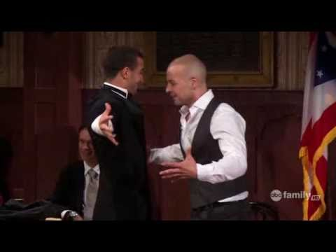 Dancing With The Stars: Mark Ballas &amp; Joey Lawrence