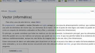 Tutorial Creacion y Manejo de Matriz o Arrays Java