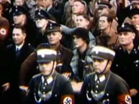 La Segunda Guerra Mundial en Color Parte 1 de 7