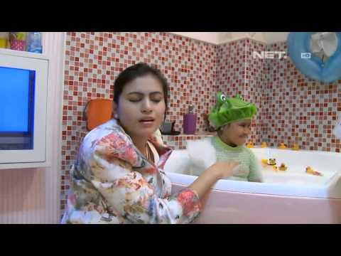 Entertainment News - Bawa Anak ke Spa
