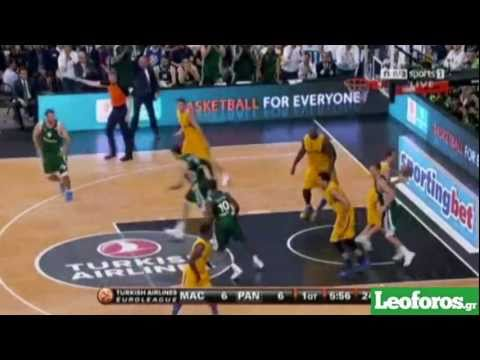 Panathinaikos Top-10 Skills 2010-2011