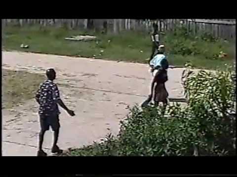 Guyanese Man and Woman Drama!!!!
