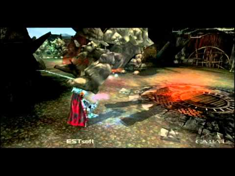 Cabal Online - Trailer Gamemaxx (30seg)