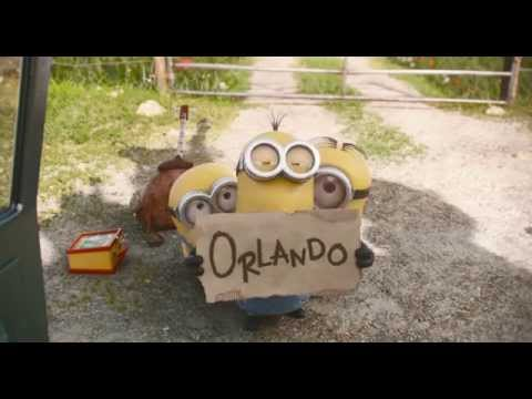 Minions Trailer #2 (2015) Steve Carell Sequel Movie HD