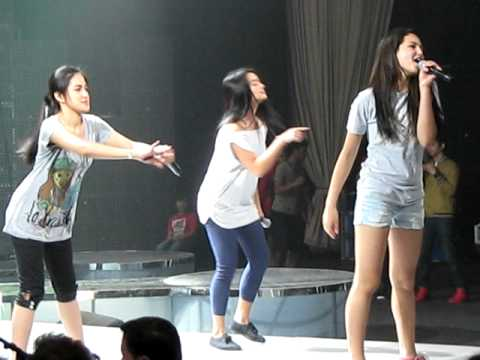 Kapag Tumibok ang PUSO-Julie Anne San Jose (Tech Rehearsal)