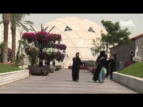بالفيديو : افتتاح أكبر حديقة فراشات مغطاة بالعالم في دبي
