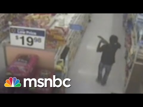 Man Shot In Walmart: No Indictment  9/26/14   (Police Brutality)