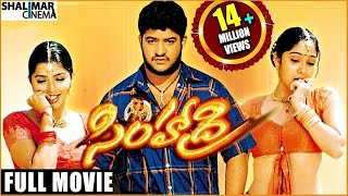 Simhadri Telugu Full Length Movie  NTR , Bhoomika Chawla , Ankhita
