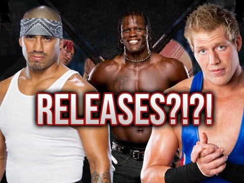 WWE Superstars To Be Released in 2013?!?!?