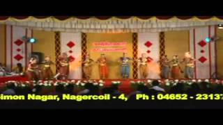 Kavithalaya Naatiya Palli 2013 Salangai poojai and Arangetram function Videos