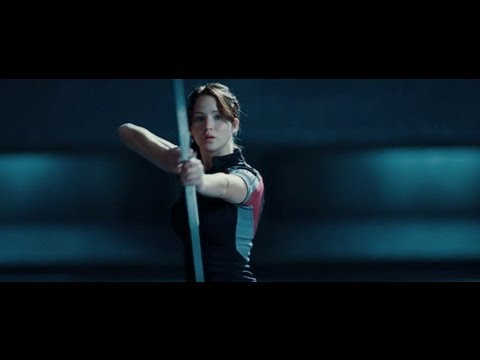 Hunger Games Clip: Katniss' Gamemakers Arrow