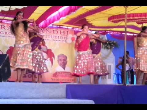 Indian Village Style Dance