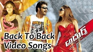 Adhurs Movie - Back To Back Video Songs