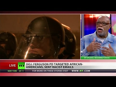 Ferguson police profiled, arrested disproportionately black individuals – DOJ report