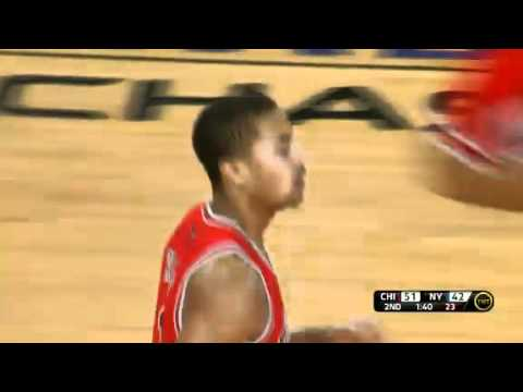 NBA Chicago Bulls Vs New York Knicks Recap 02/03/2012