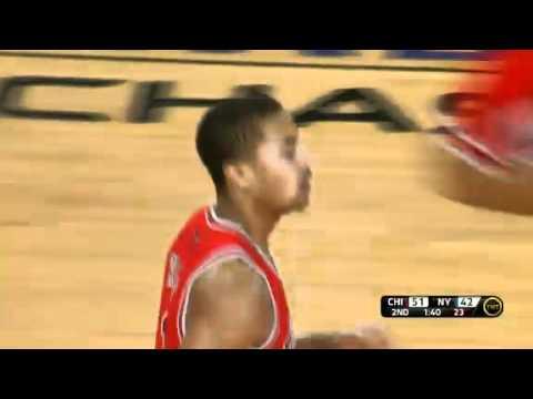 NBA Chicago Bulls Vs New York Knicks Recap 02/03/2012