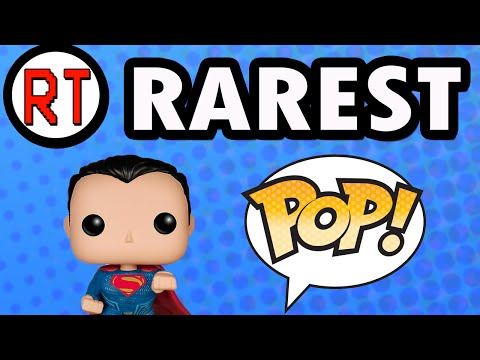 The Rarest Funko Pops: DC Pop Heroes Edition - UC6mt-_auMTswr7BzF5tD-rA