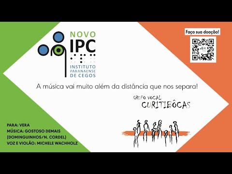 clique aqui para ver o video IPC e Vocal Curitibôcas (Michele Wachholz) - Gostoso Demais  (Dominguinhos e Nando Cordel)