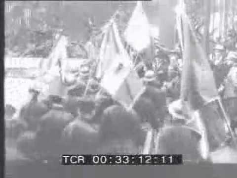 Marcia su Roma 28 X 1922