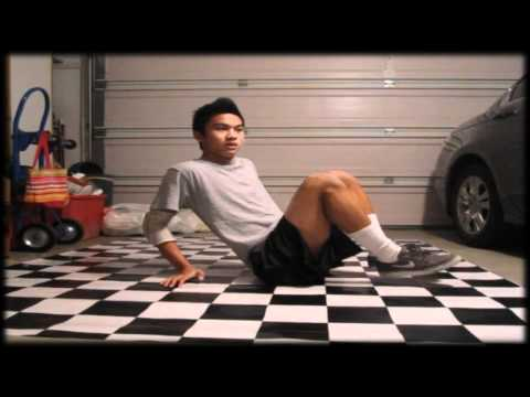 Breakdancing &amp; Bboying: Air Chair Tutorial/Guide