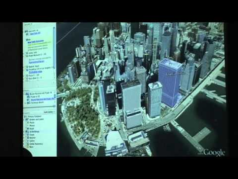 Google Earth - Curriculum Development Workshop