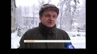 Флеш-моб ко Дню Вооруженных сил устроили в Житомире