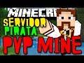 PVPMINE - SERVIDOR PIRATA! - MINECRAFT 1.5.2!!