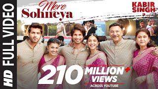 Full Song: Mere Sohneya | Kabir Singh