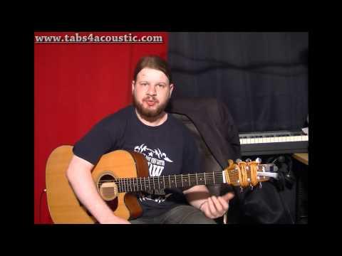 Cours de guitare : Comment retrouver la rythmique d'un morceau - Partie 2