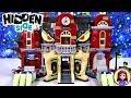 Lego Hidden Side Newbury Haunted High School Speed Build - Kids Toys