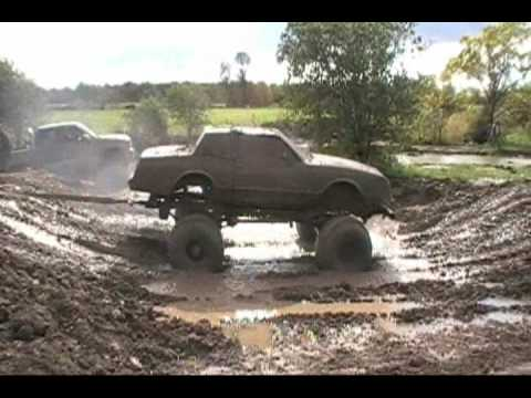 Monster 4x4 Monte Carlo David P Breemes 2nd BarnYard Boggers Mega Truck