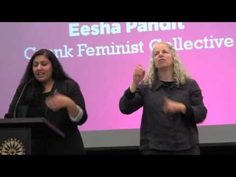 Eesha Pandit: Speaking Out for Reproductive Freedom, 2013