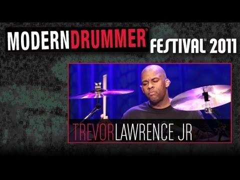 Modern Drummer Festival 2011: Trevor Lawrence