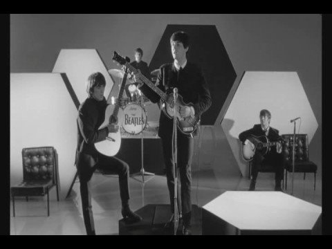 The Beatles - And I Love Her [HQ Original Audio]