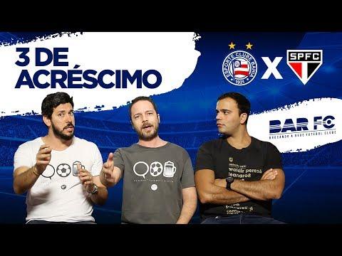 VAI DE SULA MESMO... - SÃO PAULO 1x1 BAHIA
