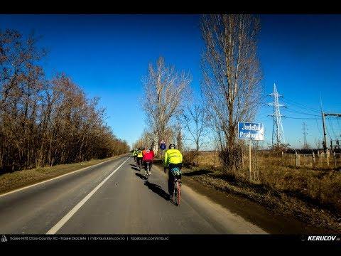 VIDEOCLIP Traseu SSP Bucuresti - Buftea - Crevedia - Butimanu - Catunu - Targsoru Vechi - Ploiesti