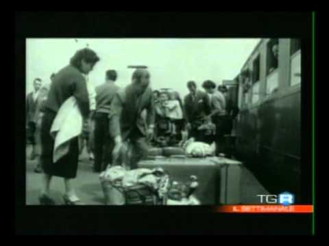Servizio Rai 3 - Con la valigia in mano