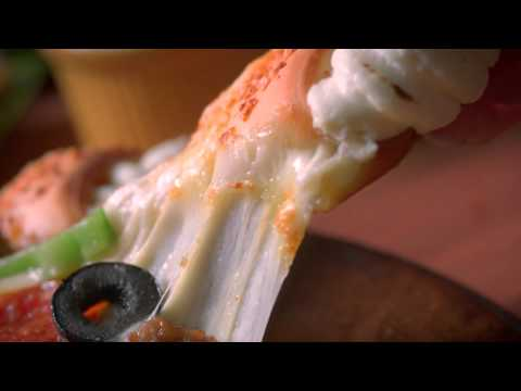 Pizza Hut New Cone Crust Pizza