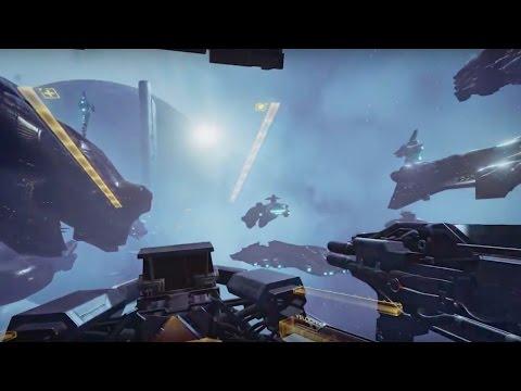 EVE Valkyrie Official Gameplay Trailer - E3 2016 - UCKy1dAqELo0zrOtPkf0eTMw