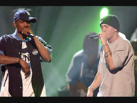 Eminem & Proof Freestyle on Tim Westwood