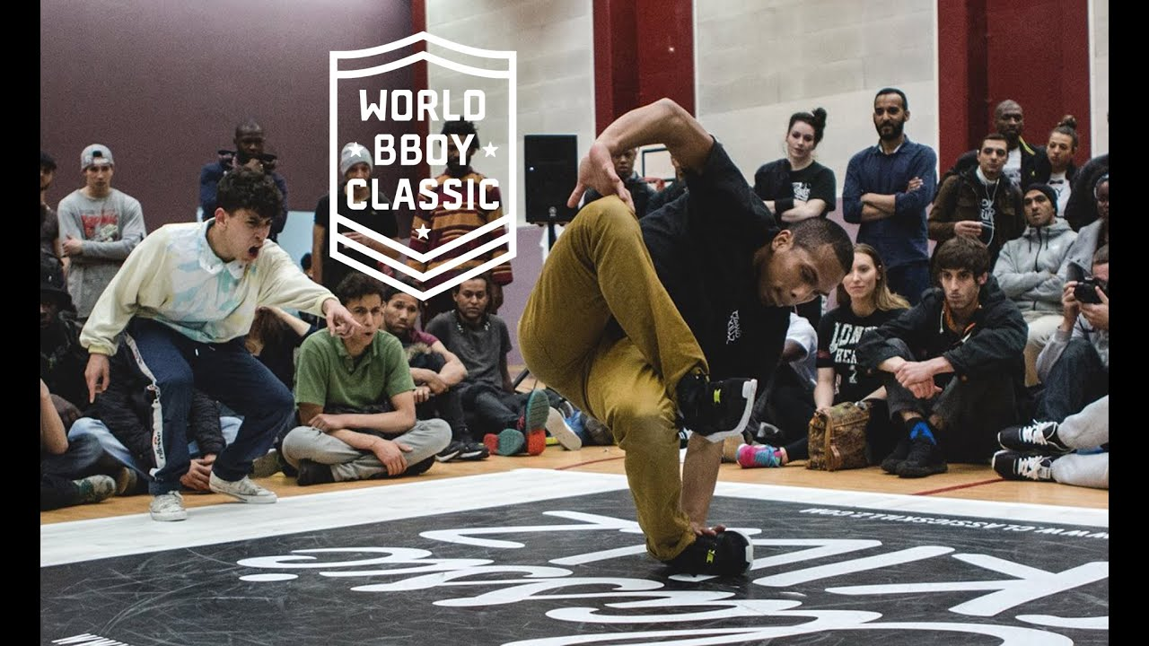 PacPac & Chakal vs Stay Fly Crew | FINAL | World BBoy Classic France