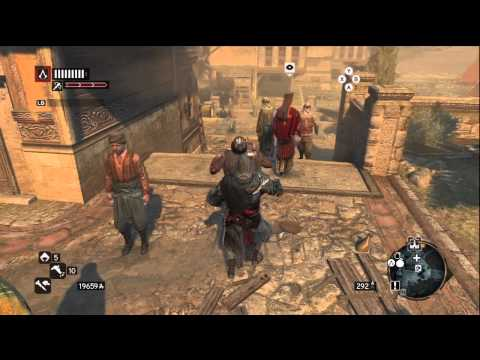 Assassin's Creed: Revelations Gameplay 2/3