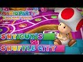 Mario Party Island Tour - Shy Guy's Shuffle City (4-Player)