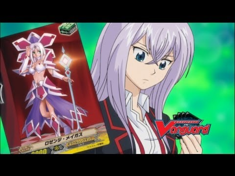 Official Cardfight!! Vanguard 1st Season [Episode 4]