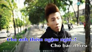 Thu cuối remix - karaoke ( only beat )