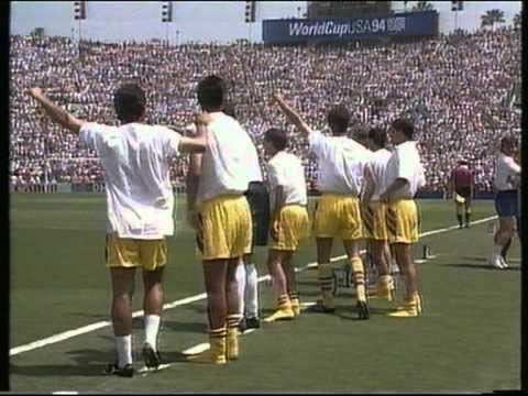 Gol de Hagi a Argentina EEUU 94'