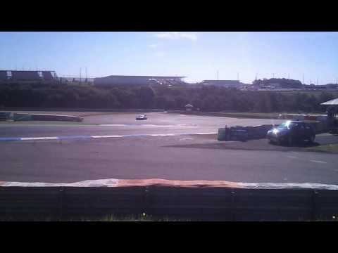 Video: die DTM 2012 testet fleißig in Estoril